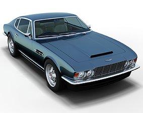 3D b Aston Martin DBS
