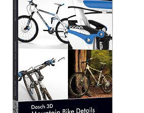 Dosch 3D - Mountain Bike Detail