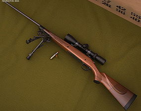 Remington Model 700 3D
