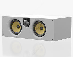 Bowers and Wilkins HTM 62 S2 White 3D