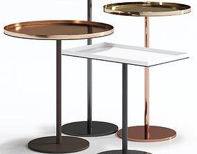 M05 Side Table Program by S Systemmobel 3D model