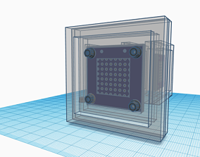 fuel cell 3D printable model