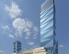 3D Cityscape 5