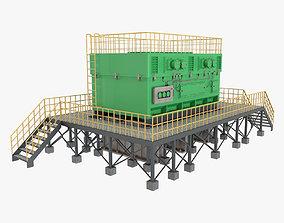 3D model Machinery Part 2