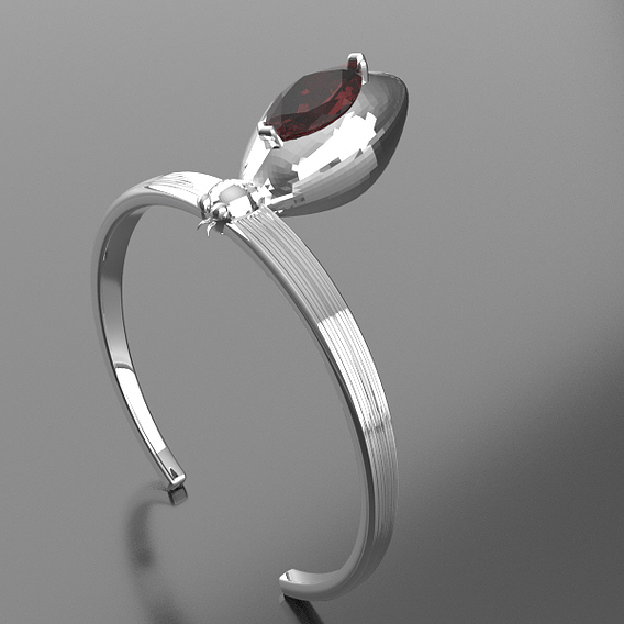 Hotel Transylvania Spider Engagement Ring