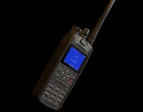 3D model Handheld Radio