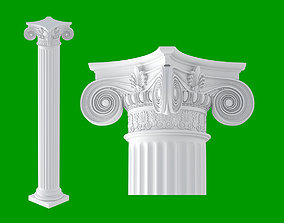 3D model Empire Column