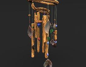 Chimes 3D model