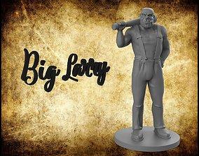 Big Larry 3D print model