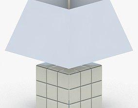 1393 - Table Lamp 3D asset