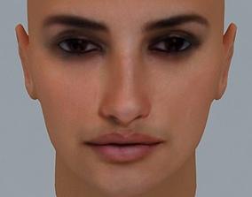 3D Penelope Cruz