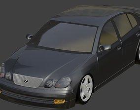 Lexus GS400 3D
