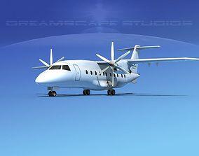 Dornier Do-328-130 Cirrus 3D