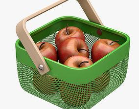 Risatorp Fruit Basket 3D asset