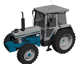 3D truck Tractor
