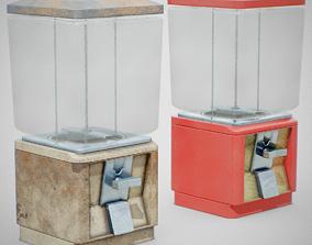 Candy Machine - Model 60 3D asset