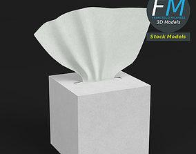 Tissue box 2 3D