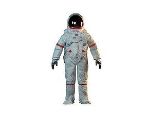 3D model character Astronaut