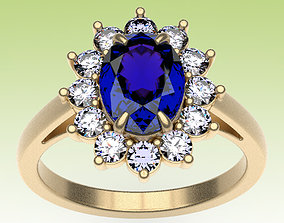 Ring Diana 3D printable model