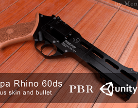 Chiappa Rhino 60ds HD 3D model