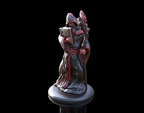 wizard Arcane Wizard 3d Printable miniature