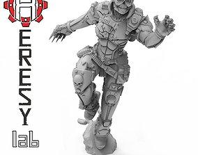 Heresylab - Assassin Deathshadow 3D printable model