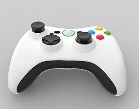 Xbox controller 3D
