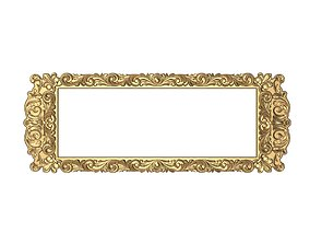 3D Carved Picture Frame decoration