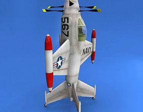 XVF-1 Salmon 3D