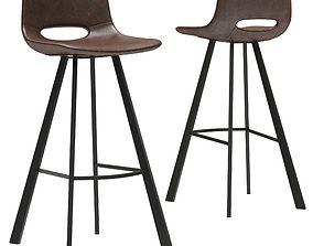 3D Deephouse Alikante bar stool