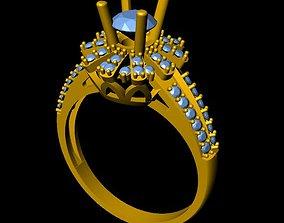 hongkong DiamondRing 3D printable model