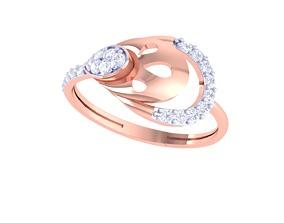 RING DIAMOND IF-97 3D printable model