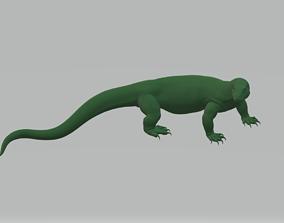 3D print model Waran