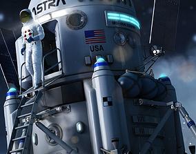 3D Moon Lander 2