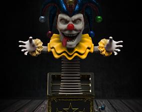 Clown Box 3D printable model