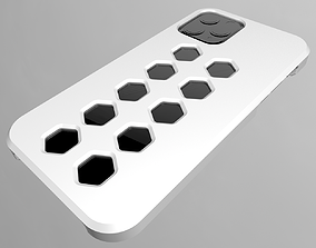 3D printable model iPhone 11 Pro Case Sesto Elemento