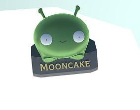 Final Space - Mooncake figure 3D print model
