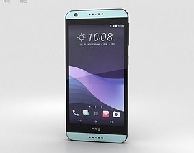 HTC Desire 650 Dark Blue 3D