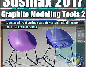 019 3ds max 2017 Graphite Modeling Tools 2 vol 19 cd 1
