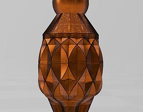 3D print model Decorative finial form