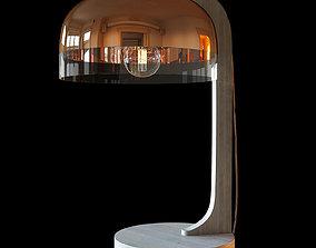 L253 Cocoon Table Lamp 3D asset