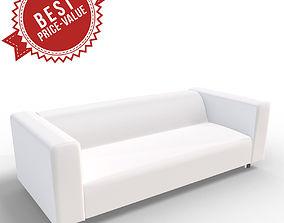 3D Sofa - Seater