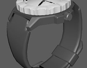 WATCH obj fbx dae mb ma texture file 3D model
