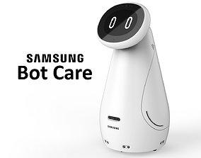 Robot Samsung Bot Care 3D home-robot