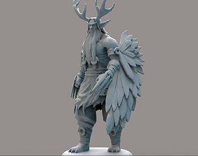 3D printable model Malfurion Stormrage