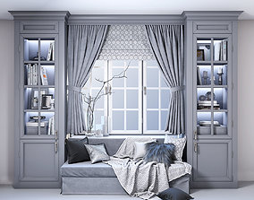 Soft area near the window 3D model