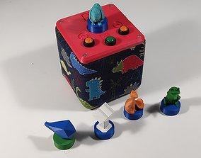 Tonuino - Diy Tonibox enclosure 3D printable model