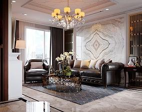 Luxury Apartment Design 2 3D animated