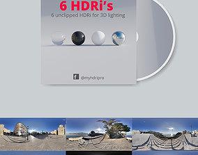3D HDRis - Package