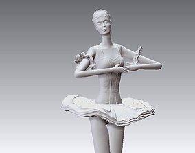 3D model Decorative Woman Sculpture